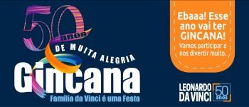GINCANA - 50 ANOS DE MUITA ALEGRIA